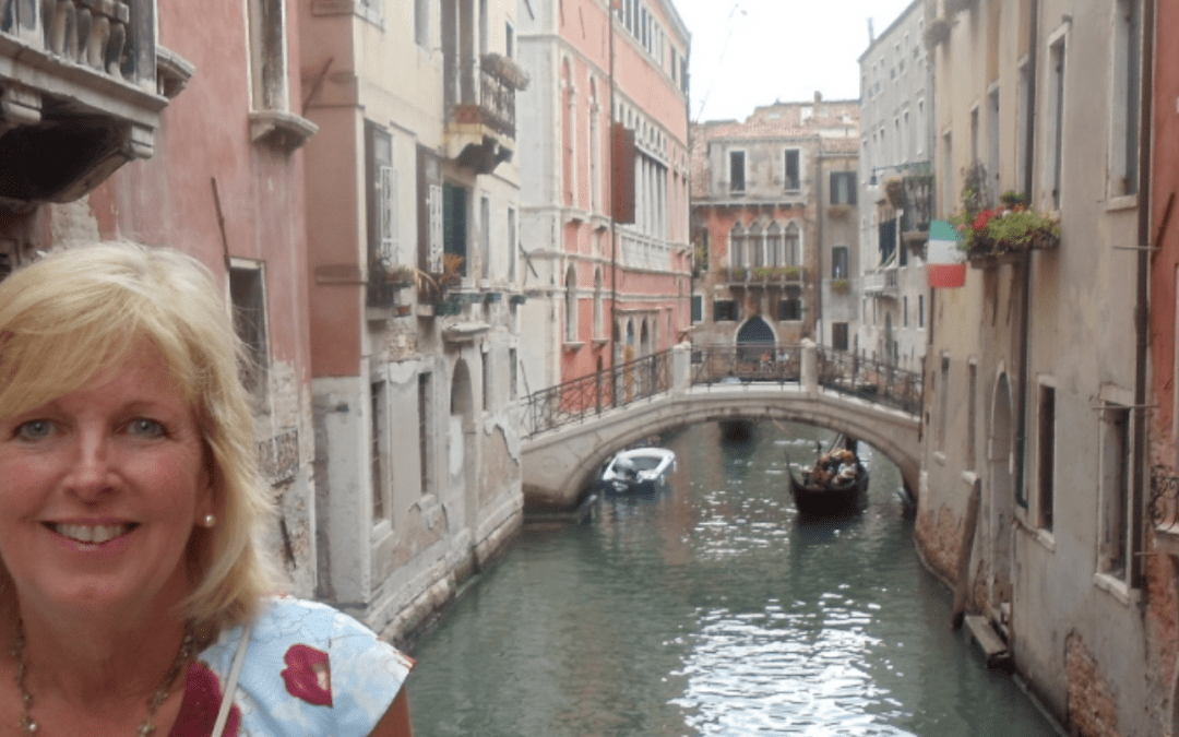 Author Interview: Five Inspirations to Write Travel Mysteries